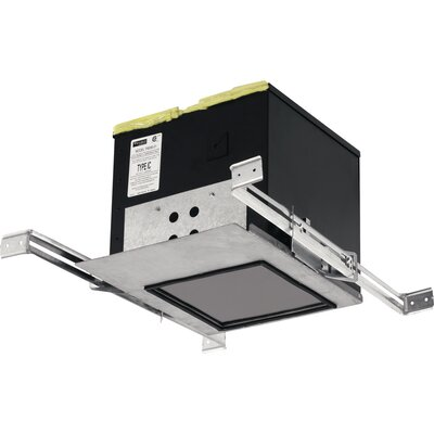 2 LED Recessed Housing