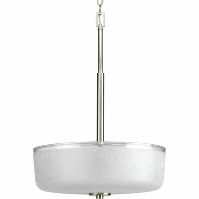 Burch 3-Light Foyer Inverted Pendant