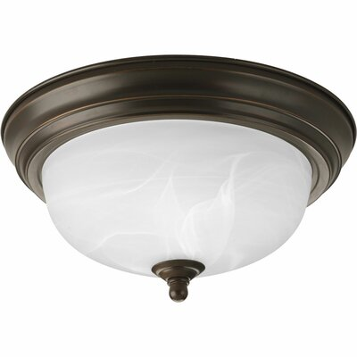 Braddock 1-Light Flush Mount