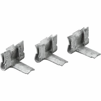3 Plaster Frame Clips