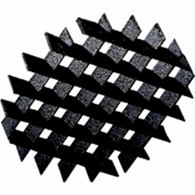 4-3/4 Cube Cell Louver for Landscape Lighting