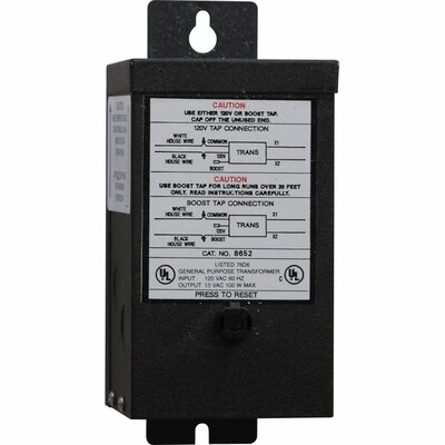 100w 12v Hide-a-Light Transformer