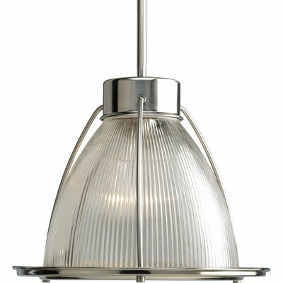Bruno 1-Light Mini Pendant Size: Small