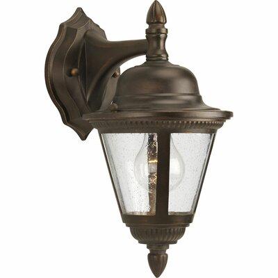 Triplehorn1-Light Aluminum Wall Lantern