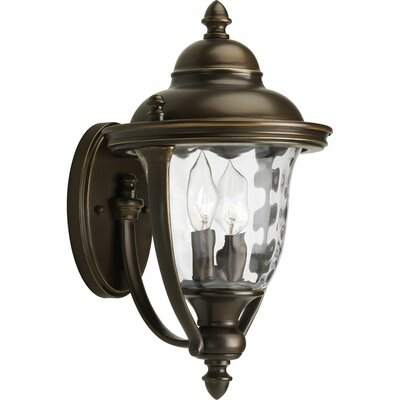 Triplehorn 2-Light Traditional Sconce