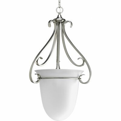 Lilly Contemporary 3-Light Foyer Pendant