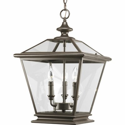 Winder Traditional Pendant Finish: Antique Bronze