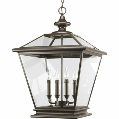 Crestwood Pendant Finish: Antique Bronze