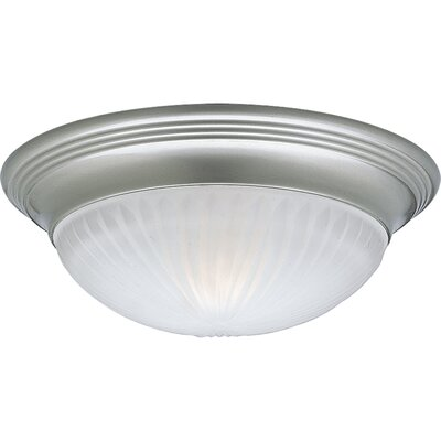 Micadeau Traditional 1-Light Semi Flush Mount