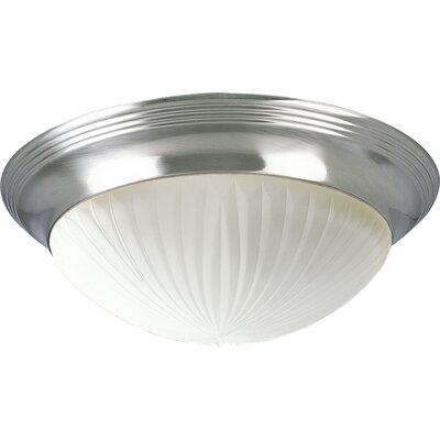 Micadeau Traditional 2-Light Semi Flush Mount