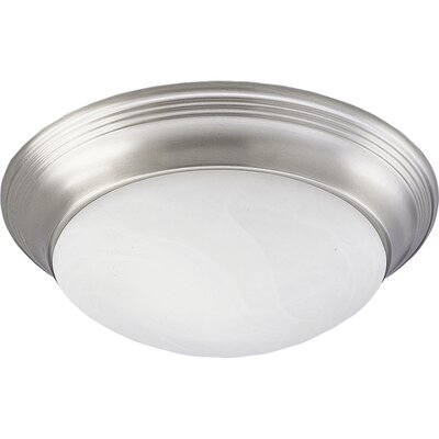 Micadeau 2-Light Semi Flush Mount