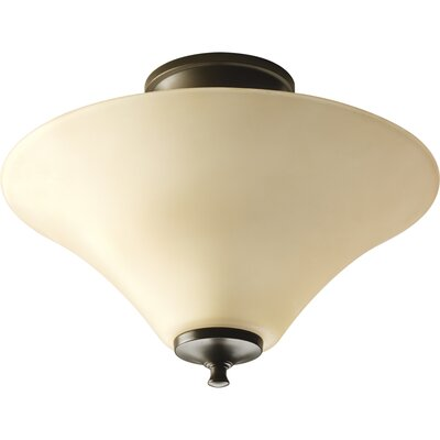 Janos 2-Light Semi Flush Mount