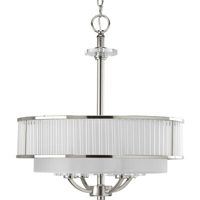 Niss� 4-Light Drum Pendant