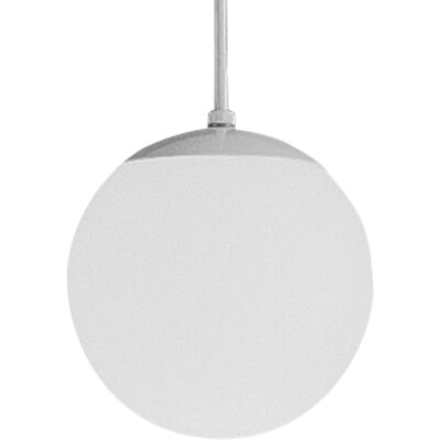 Baran 1-Light Globe Pendant Size: 8 H x 8 W x 8 D
