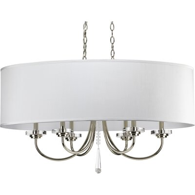 Renee 6-Light Drum Chandelier