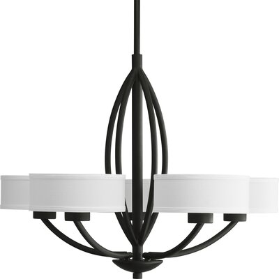 Robenson 5-Light Drum Chandelier