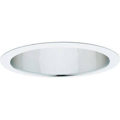 Open Downlight Wide Flange 5.75 Recessed Trim Finish: Clear Alzak