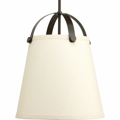 Queenie 2-Light Inverted Pendant Finish: Antique Bronze