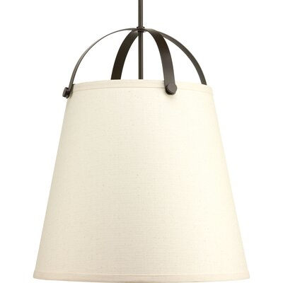 Queenie 3-Light Inverted Pendant Finish: Antique Bronze