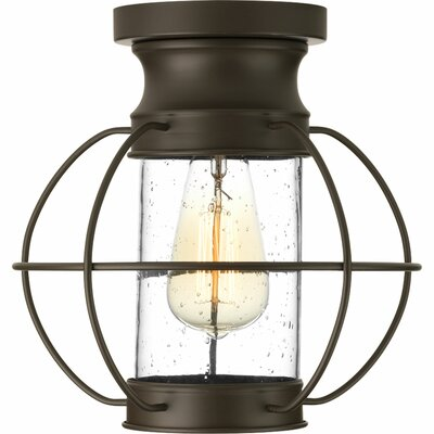 Nayeli 1-Light Semi Flush Mount