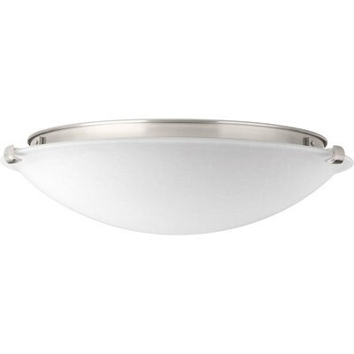 Kerri 1-Light LED Flush Mount Size: 4.5 H x 16 W x 16 D