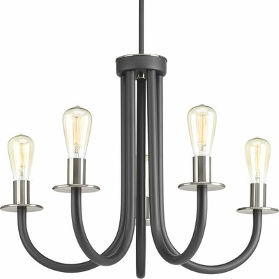 Mcdougal 5-Light Candle-Style Chandelier