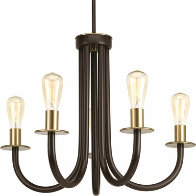 Mcdonell 5-Light Candle-Style Chandelier