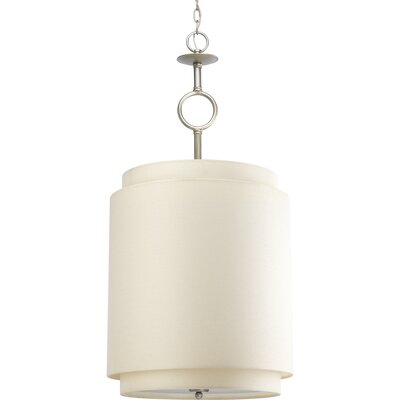 Frieda 3-Light Drum Pendant