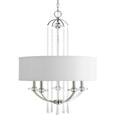 Niss� 5-Light Drum Chandelier