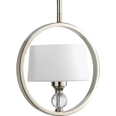 Garan 1-Light Foyer Pendant