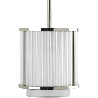 Niss� 1-Light Drum Pendant