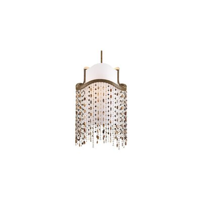 Eliana 3-Light Foyer Pendant