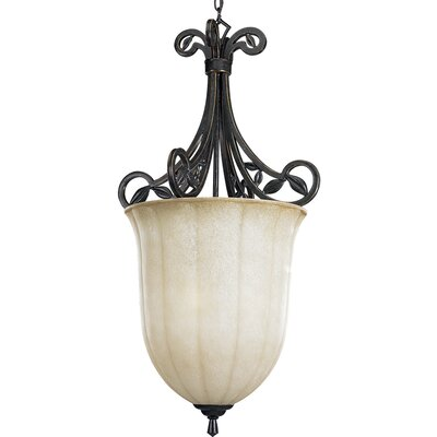 Triplehorn 3-Light Foyer Pendant