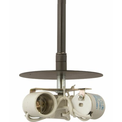 Markor 3-Light Stem Mounted Pendant Finish: Antique Bronze