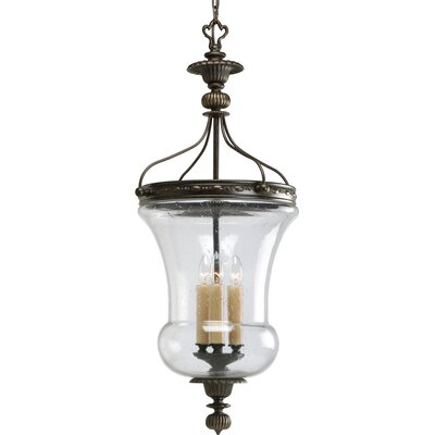 Fiorentino 3-Light Foyer Pendant