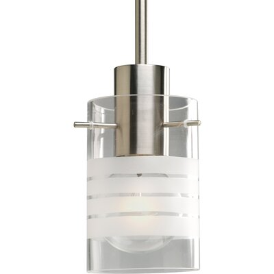 Auxier 1-Light Stem-Hang Mini Pendant