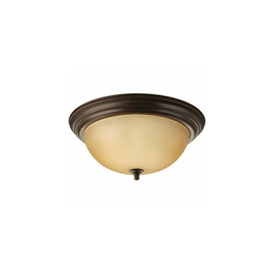 Bookman 3-Light Ceiling Light