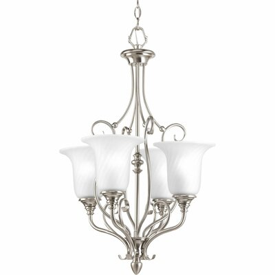 Terrie 4-Light Foyer Pendant