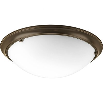 Tod Modern 4-Light Flush Mount