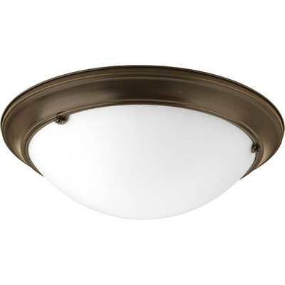Eclipse 3-Light Flush Mount