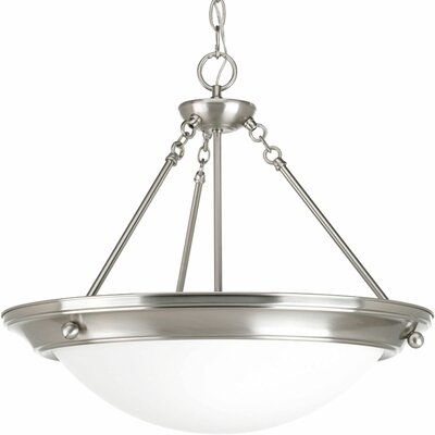 Tod Modern 3-Light Pendant