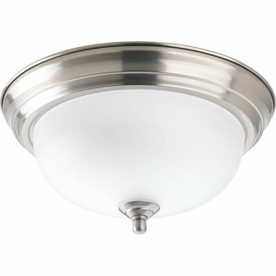 Rexroad 1-Light Flush Mount