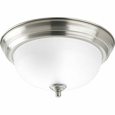 Rosemond 1-Light Flush Mount