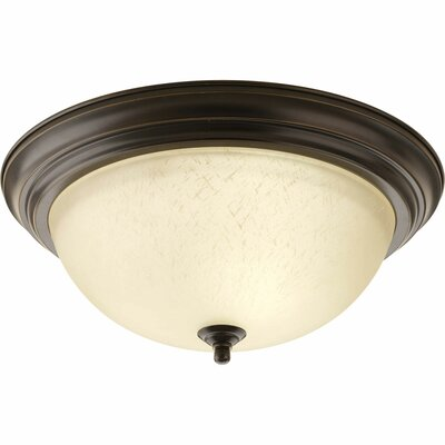 Bradenville 3-Light Flush Mount