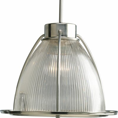 Bruno 1-Light Mini Pendant Size: Large