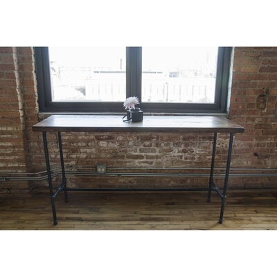 Dining Table Top Finish: Antique, Size: 36 H x 36 W x 84 L