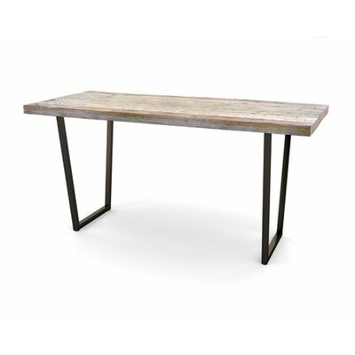 Brooklyn Dining Table Top Finish: Clear, Size: 42 H x 40 W x 96 L