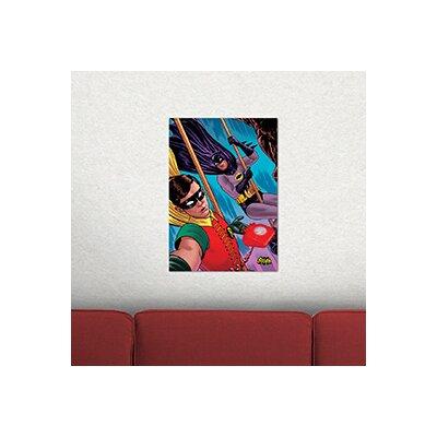 Batman Classic TV Series 'Dynamic Selfie' Graphic Art Print MP17240123