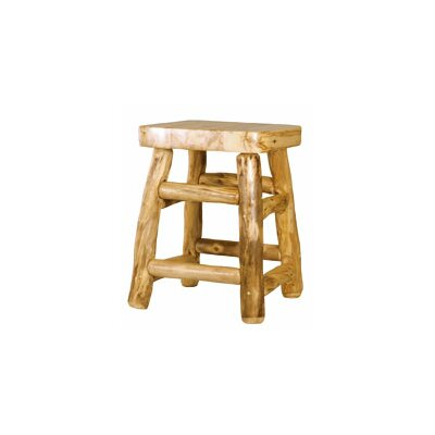Aspen Heirloom 24 Bar Stool Finish: Beeswax / Linseed Oil