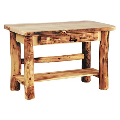 Aspen Heirloom Console Table Finish: Beeswax / Linseed Oil